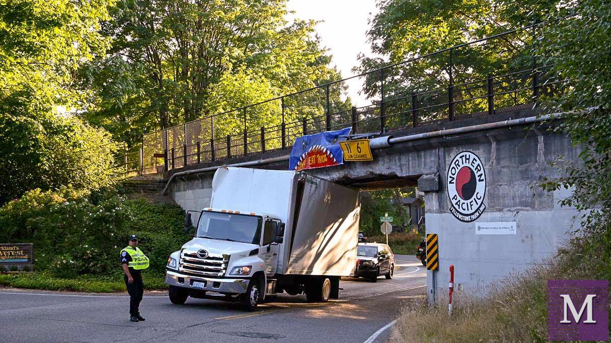 Truckbane Mayflower Movers Truck July 13, 2021